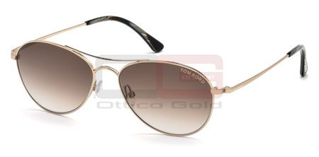 Sonnenbrillen Tom Ford FT0495 - 28F