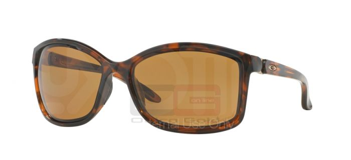 Sonnenbrillen Oakley OO9292 STEP UP - 929201 TORTOISE BRONZE POLAR