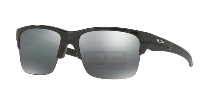 Occhiali da sole Oakley OO9316 THINLINK - 931603 POLISHED BLACK BLACK IRIDIUM
