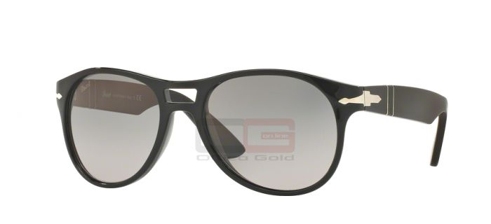 Occhiali da sole Persol PO3155S - 104171 BLACK GREY GRADIENT DARK GREY