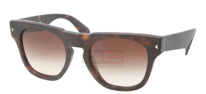 Occhiali da sole Prada PR 05QS JOURNAL - HAQ6S1 MATTE HAVANA BROWN GRADIENT