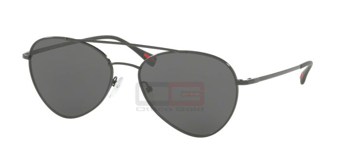 Sunglasses Prada Sport PS 50SS - 7AX5S0 BLACK GREY