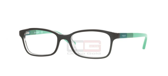 Gafas de vista Vogue VO5070 - W827 TOP BLACK TRANSPARENT